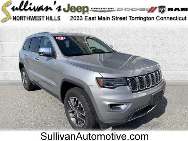 Used Jeep Grand Cherokee Limited 2018   Sullivan Automotive Group. Avon, Connecticut