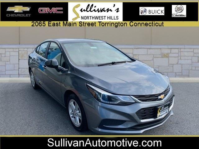Used Chevrolet Cruze LT 2018 | Sullivan Automotive Group. Avon, Connecticut