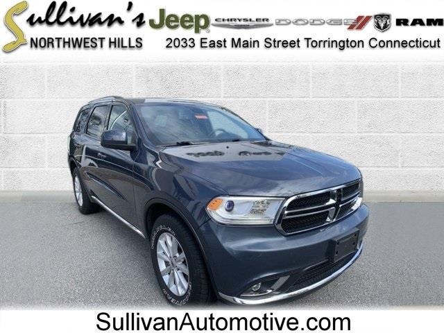 Used Dodge Durango SXT Plus 2019   Sullivan Automotive Group. Avon, Connecticut
