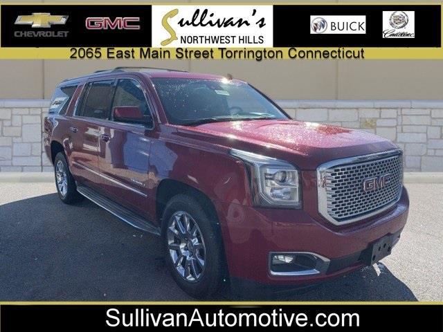 Used GMC Yukon Xl Denali 2015   Sullivan Automotive Group. Avon, Connecticut
