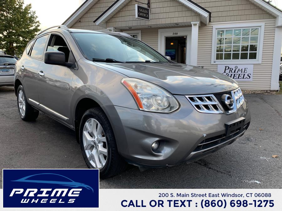 Used 2012 Nissan Rogue in East Windsor, Connecticut   Prime Wheels. East Windsor, Connecticut