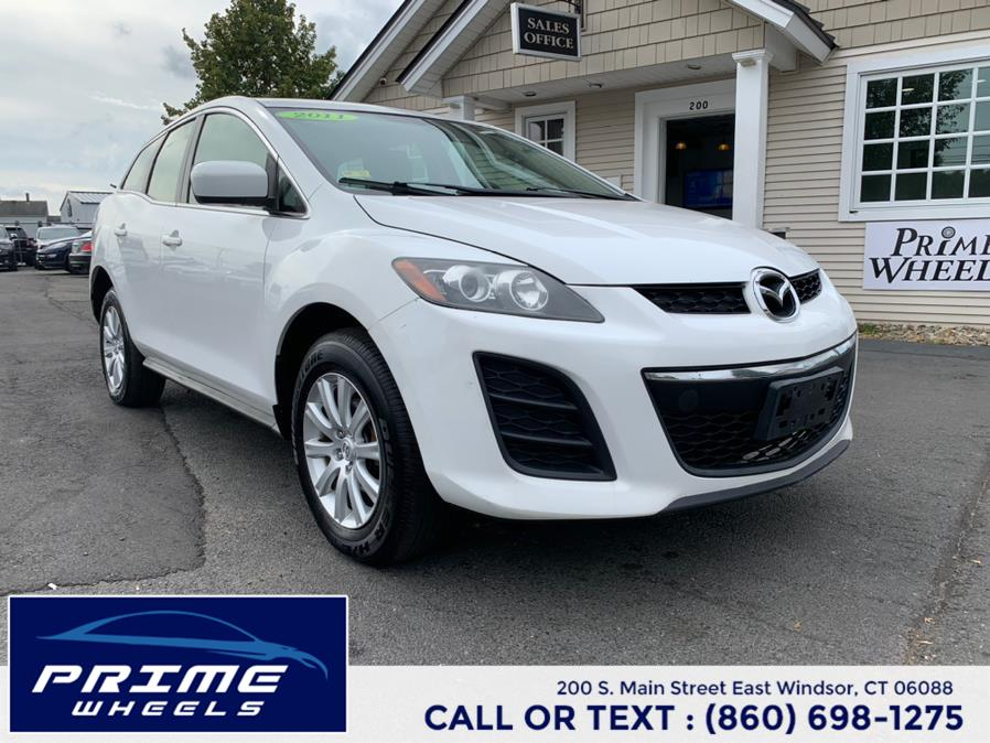 Used 2011 Mazda CX-7 in East Windsor, Connecticut | Prime Wheels. East Windsor, Connecticut