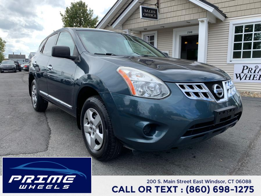 Used 2013 Nissan Rogue in East Windsor, Connecticut   Prime Wheels. East Windsor, Connecticut