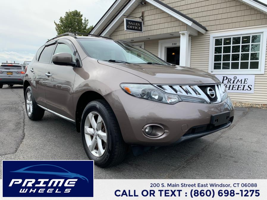 Used 2010 Nissan Murano in East Windsor, Connecticut | Prime Wheels. East Windsor, Connecticut