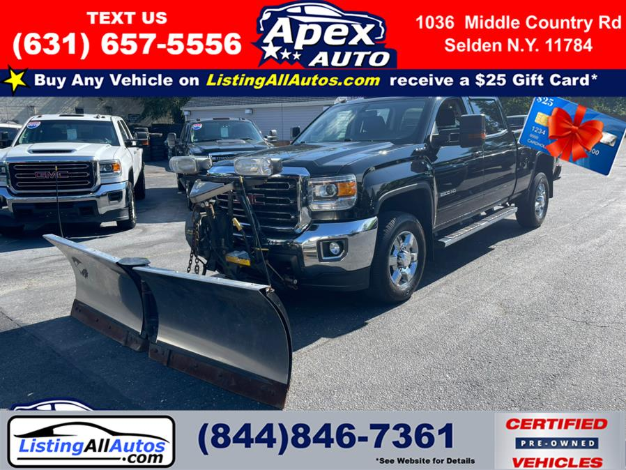 Used 2017 GMC Sierra 2500HD in Patchogue, New York   www.ListingAllAutos.com. Patchogue, New York