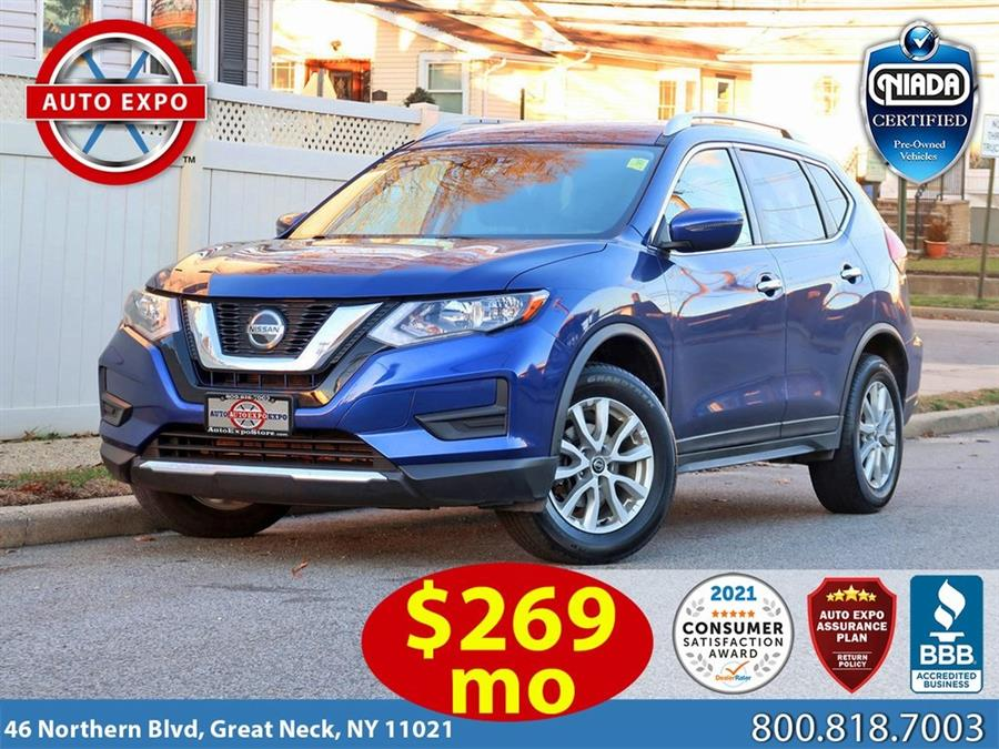 Used 2019 Nissan Rogue in Great Neck, New York | Auto Expo Ent Inc.. Great Neck, New York