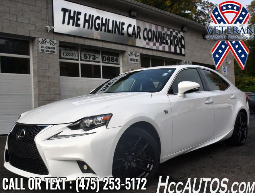 Used Lexus IS 350 AWD F Sport AWD 2015 | Highline Car Connection. Waterbury, Connecticut