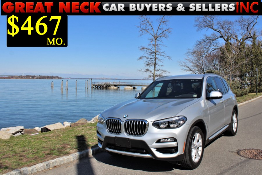 Used 2019 BMW X3 in Great Neck, New York