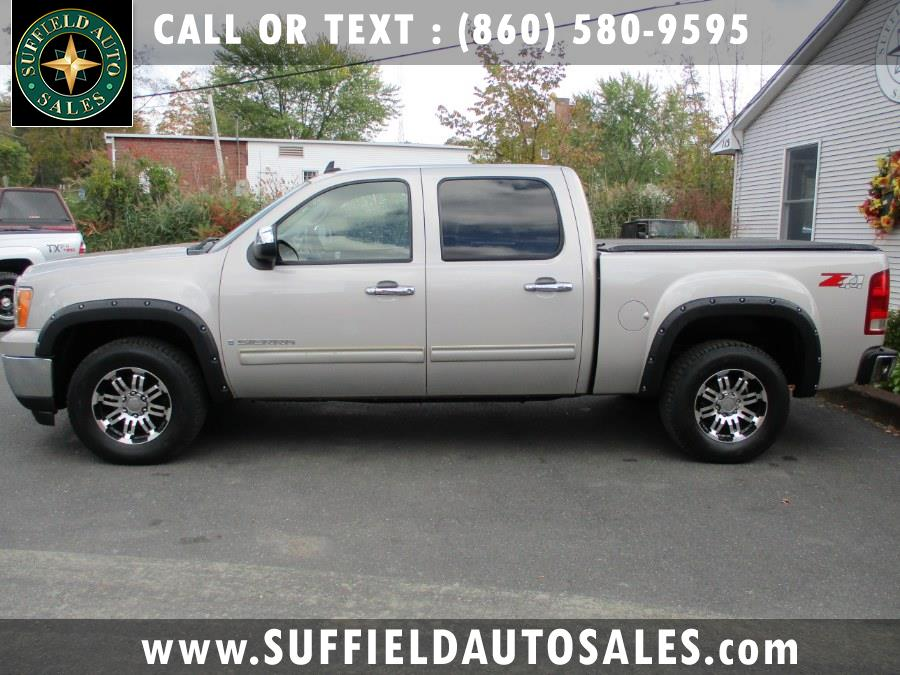 Used 2008 GMC Sierra 1500 in Suffield, Connecticut | Suffield Auto Sales. Suffield, Connecticut