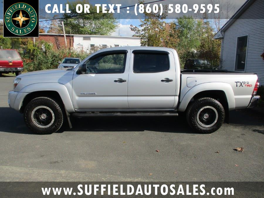 Used 2011 Toyota Tacoma in Suffield, Connecticut | Suffield Auto Sales. Suffield, Connecticut