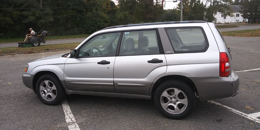 Used Subaru Forester 4dr 2.5 XS Auto 2004 | Payless Auto Sale. South Hadley, Massachusetts