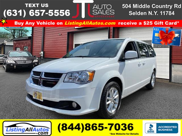Used 2019 Dodge Grand Caravan in Patchogue, New York   www.ListingAllAutos.com. Patchogue, New York