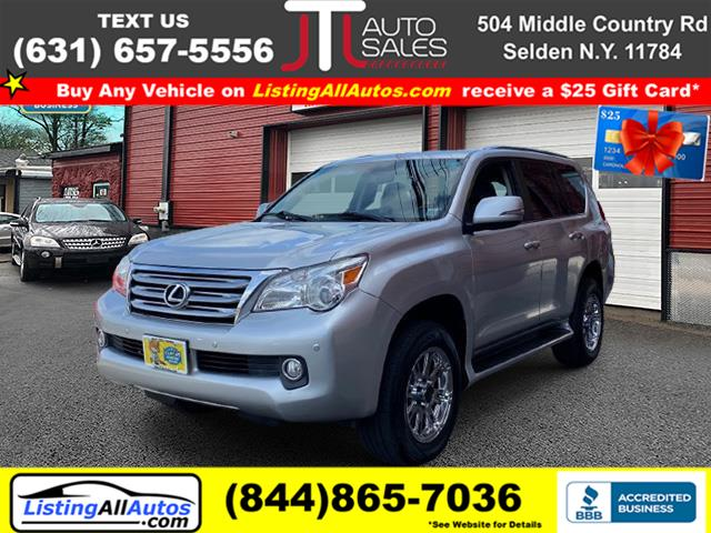 Used 2010 Lexus Gx 460 in Patchogue, New York   www.ListingAllAutos.com. Patchogue, New York