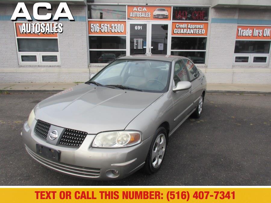 Used Nissan Sentra 1.8S 2005 | ACA Auto Sales. Lynbrook, New York