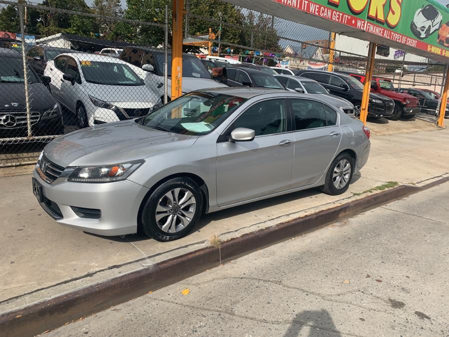Used 2015 Honda Accord Sedan in Jamaica, New York | Sylhet Motors Inc.. Jamaica, New York