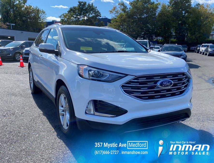 2020 Ford Edge SEL FWD, available for sale in Medford, MA