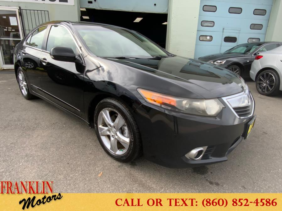 Used 2011 Acura TSX in Hartford, Connecticut   Franklin Motors Auto Sales LLC. Hartford, Connecticut