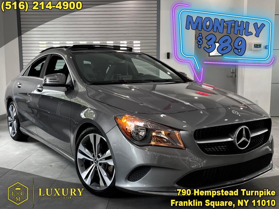 Used Mercedes-Benz CLA CLA 250 4MATIC Coupe 2019   Luxury Motor Club. Franklin Square, New York