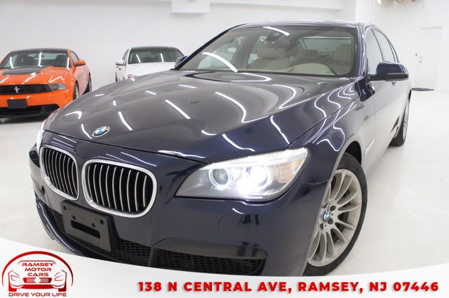 Used 2014 BMW 7 Series in Ramsey, New Jersey | Ramsey Motor Cars Inc. Ramsey, New Jersey