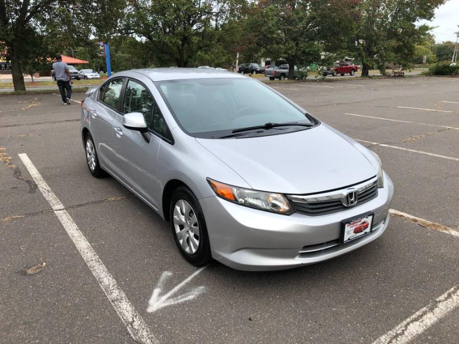Used 2012 Honda Civic Sedan in Hartford , Connecticut | Ledyard Auto Sale LLC. Hartford , Connecticut