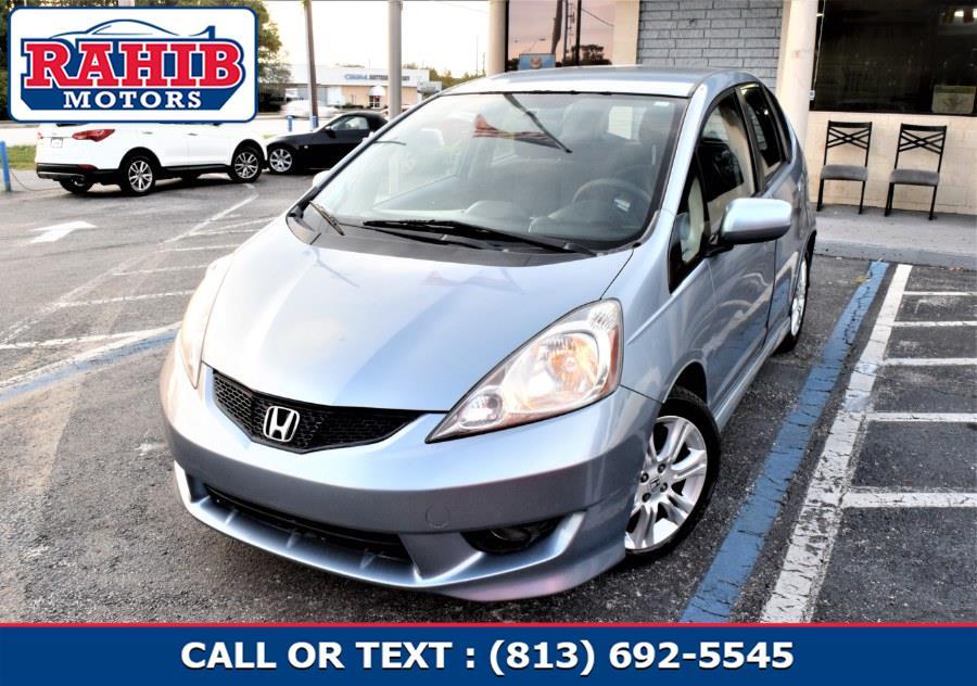 Used Honda Fit 5dr HB Auto Sport 2011   Rahib Motors. Winter Park, Florida