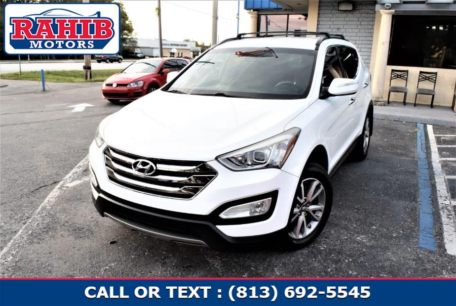 Used 2014 Hyundai Santa Fe Sport in Winter Park, Florida | Rahib Motors. Winter Park, Florida