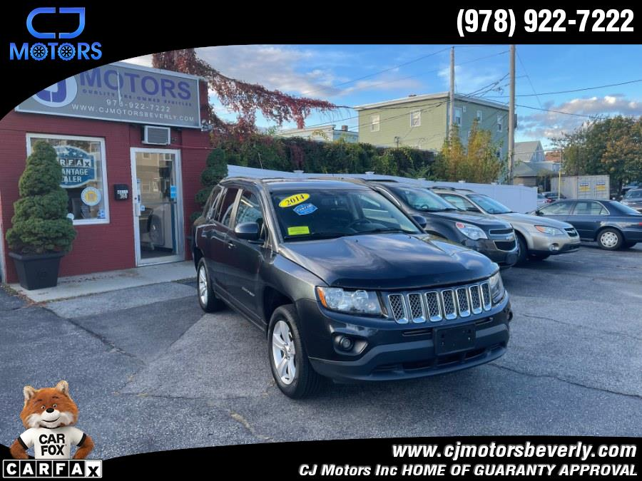 Used 2014 Jeep Compass in Beverly, Massachusetts | CJ Motors Inc. Beverly, Massachusetts