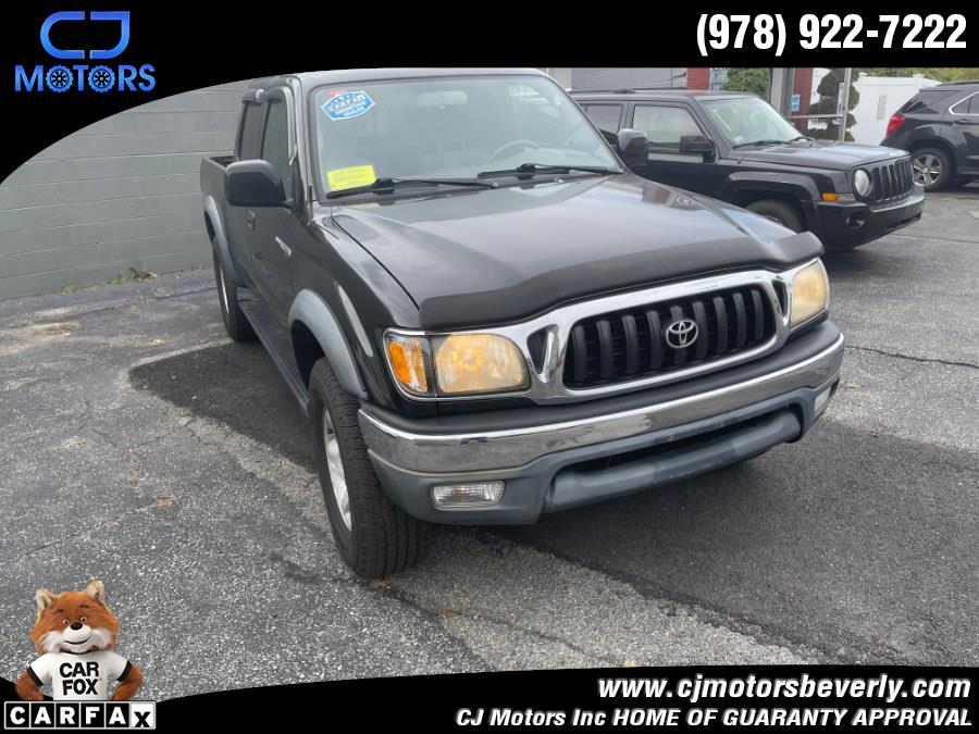 Used 2001 Toyota Tacoma in Beverly, Massachusetts | CJ Motors Inc. Beverly, Massachusetts