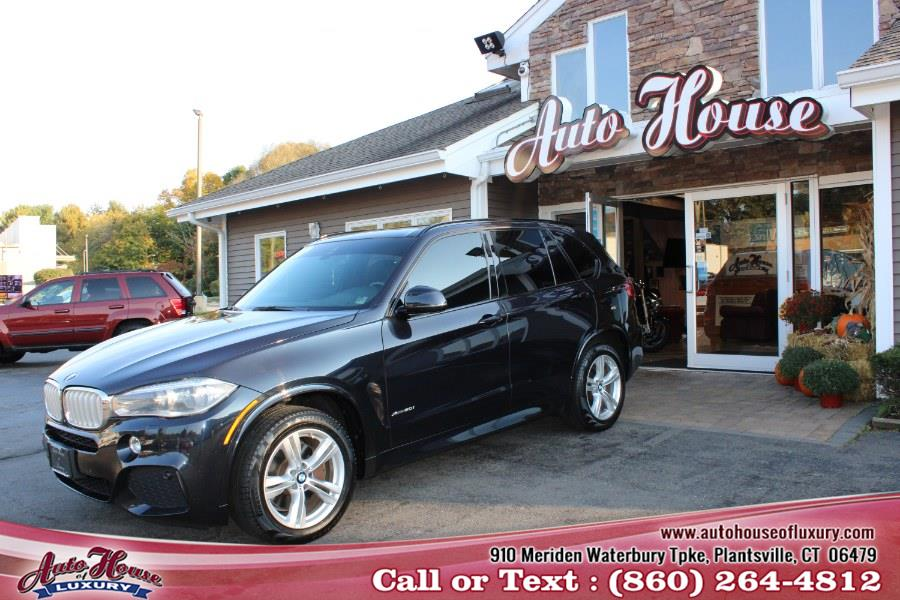 Used 2016 BMW X5 in Plantsville, Connecticut | Auto House of Luxury. Plantsville, Connecticut
