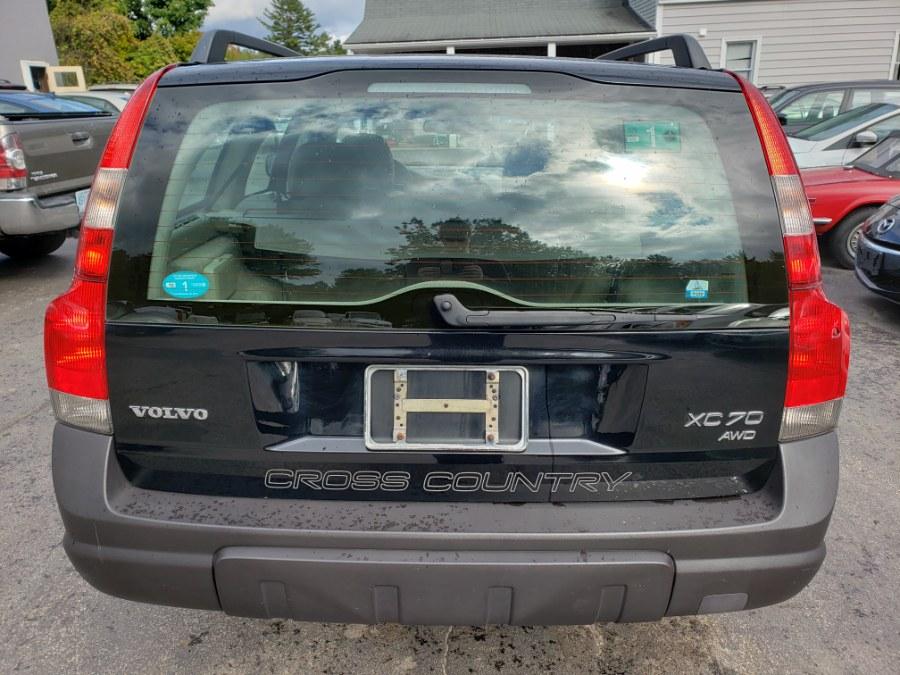 Used Volvo V70 XC70 2.5L Turbo AWD w/Sunroof 2004   ODA Auto Precision LLC. Auburn, New Hampshire