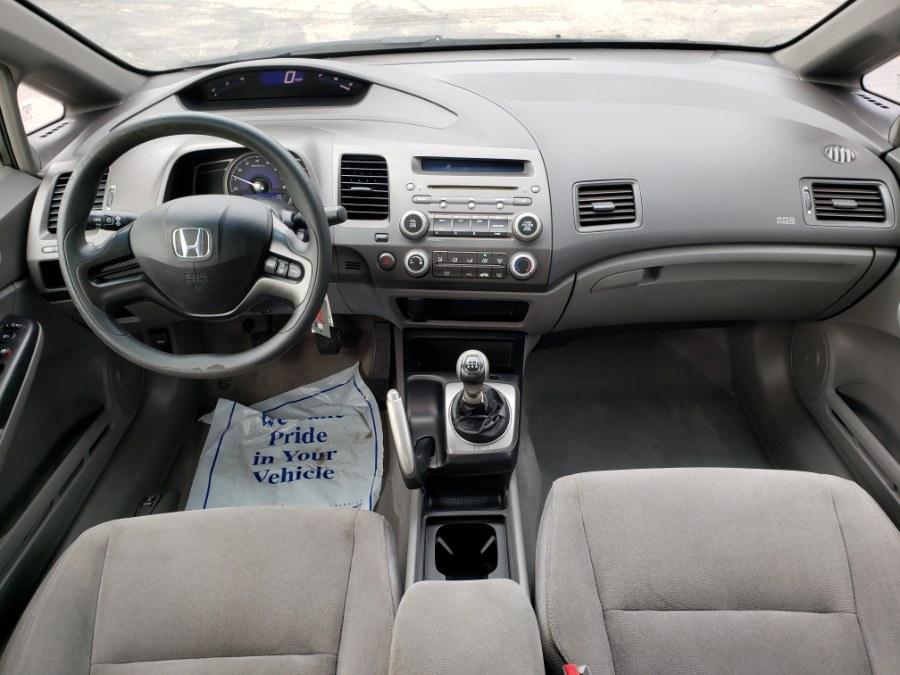 Used Honda Civic Sdn 4dr MT LX 2007   ODA Auto Precision LLC. Auburn, New Hampshire