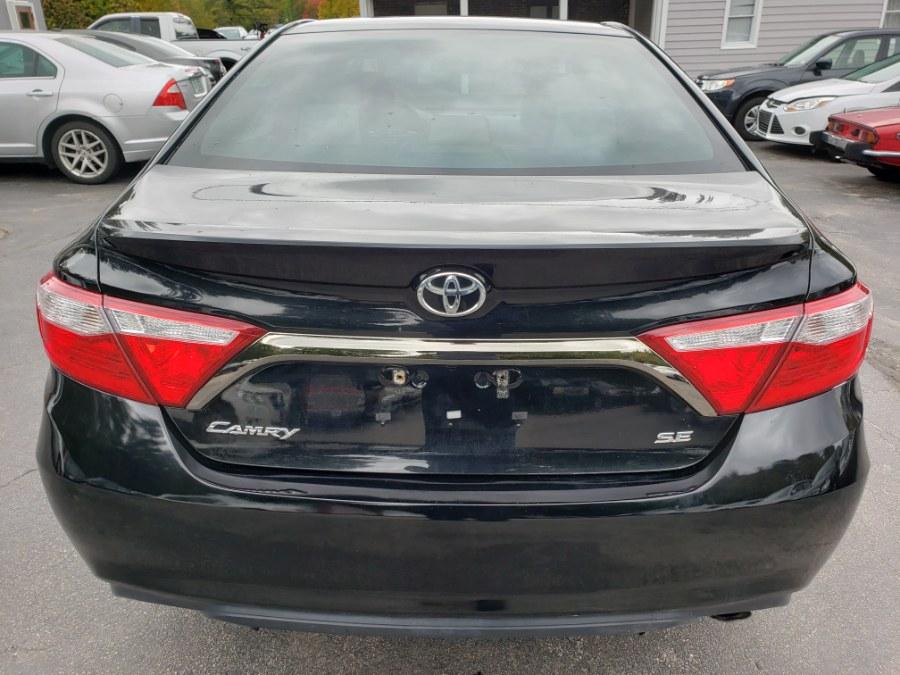 Used Toyota Camry 4dr Sdn I4 Auto SE (Natl) 2016   ODA Auto Precision LLC. Auburn, New Hampshire
