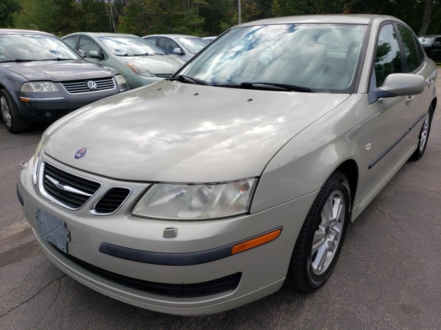 Used Saab 9-3 4dr Sport Sdn 2006 | ODA Auto Precision LLC. Auburn, New Hampshire