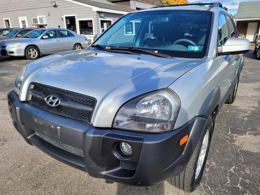 Used 2008 Hyundai Tucson in Auburn, New Hampshire | ODA Auto Precision LLC. Auburn, New Hampshire