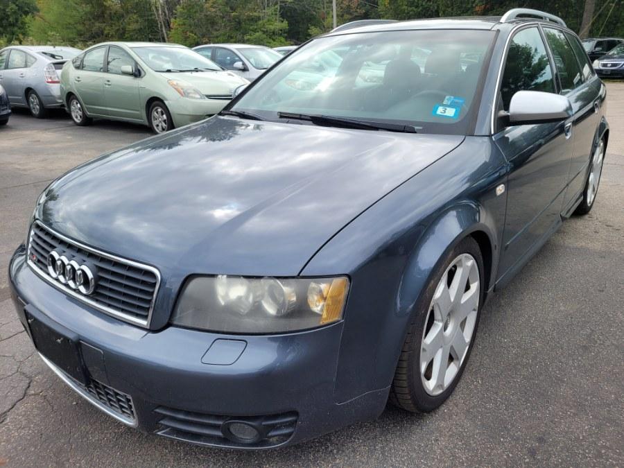 Used 2004 Audi S4 in Auburn, New Hampshire | ODA Auto Precision LLC. Auburn, New Hampshire