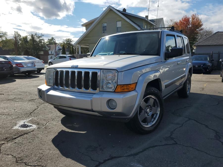 Used 2007 Jeep Commander in Springfield, Massachusetts | Absolute Motors Inc. Springfield, Massachusetts