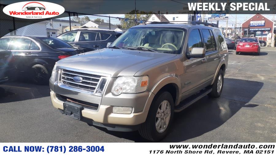 Used 2008 Ford Explorer in Revere, Massachusetts | Wonderland Auto. Revere, Massachusetts
