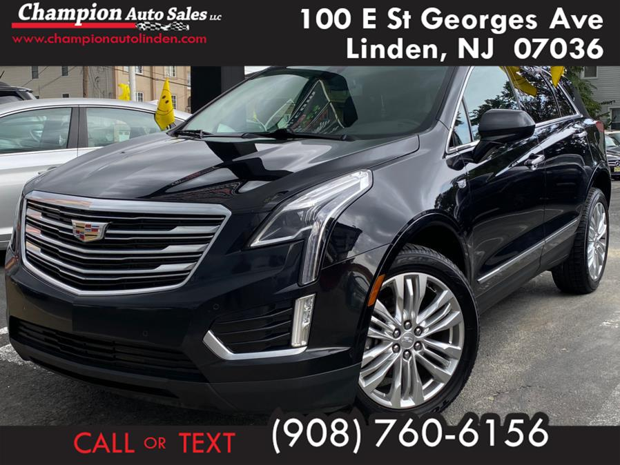 Used 2017 Cadillac XT5 in Linden, New Jersey | Champion Used Auto Sales. Linden, New Jersey