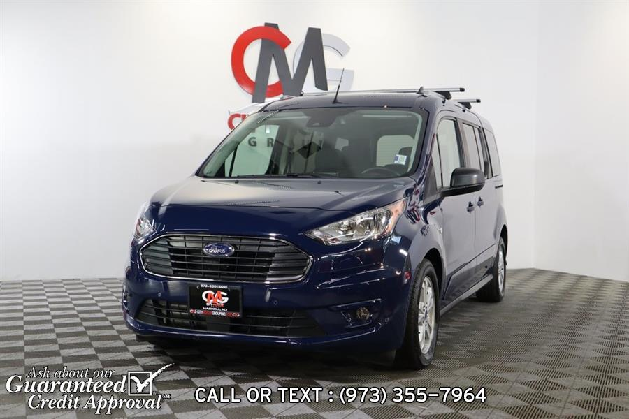 Used Ford Transit Connect XLT 2020   City Motor Group Inc.. Haskell, New Jersey
