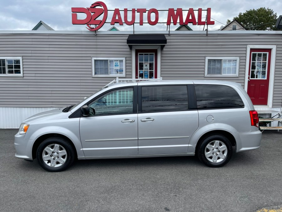 Used Dodge Grand Caravan 4dr Wgn SE 2012 | DZ Automall. Paterson, New Jersey