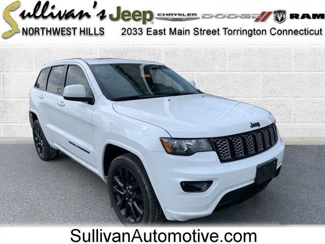 Used Jeep Grand Cherokee Altitude 2019   Sullivan Automotive Group. Avon, Connecticut