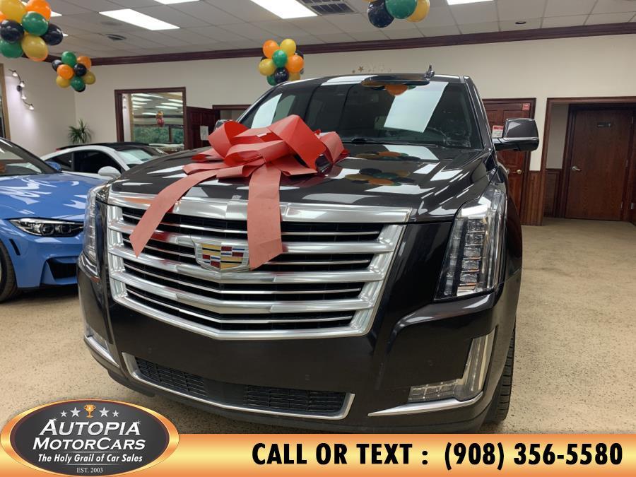 Used Cadillac Escalade 4WD 4dr Platinum 2016 | Autopia Motorcars Inc. Union, New Jersey
