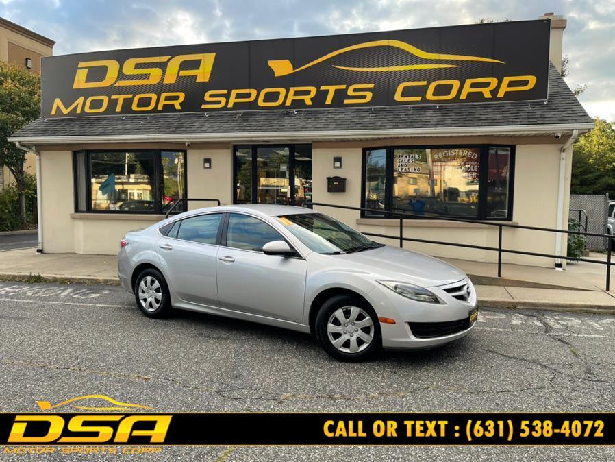 Used Mazda Mazda6 4dr Sdn Auto i Sport 2011 | DSA Motor Sports Corp. Commack, New York