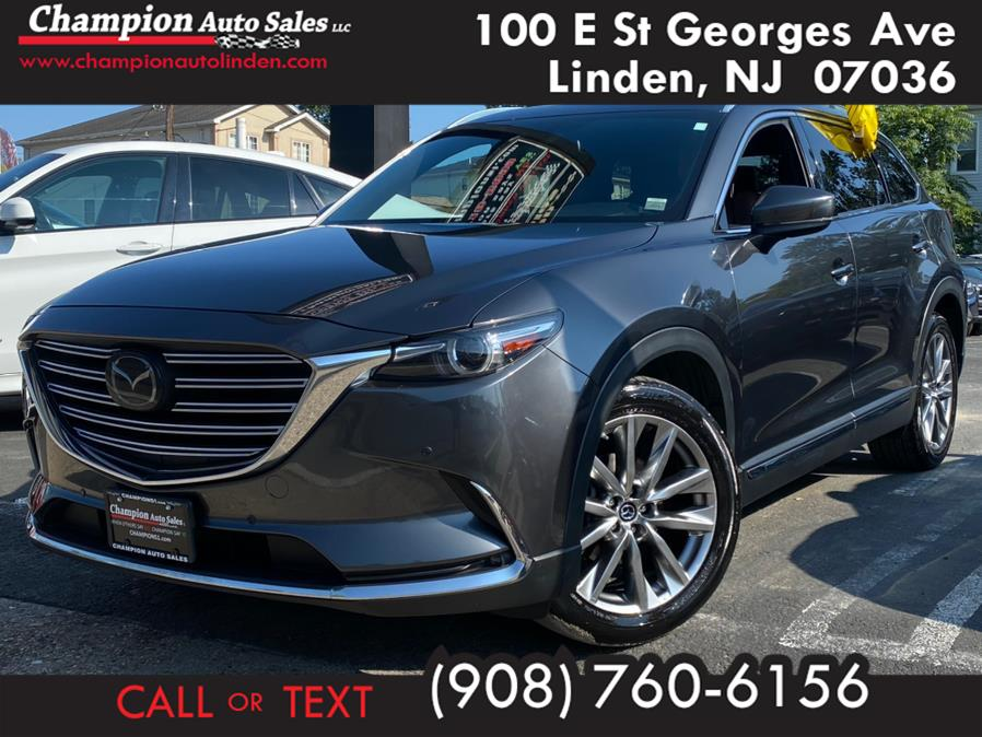 Used 2018 Mazda CX-9 in Linden, New Jersey   Champion Auto Sales. Linden, New Jersey