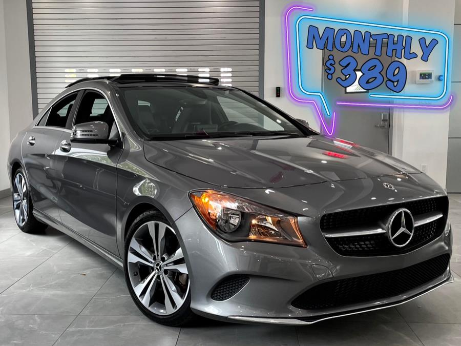 Used Mercedes-Benz CLA CLA 250 4MATIC Coupe 2019 | C Rich Cars. Franklin Square, New York