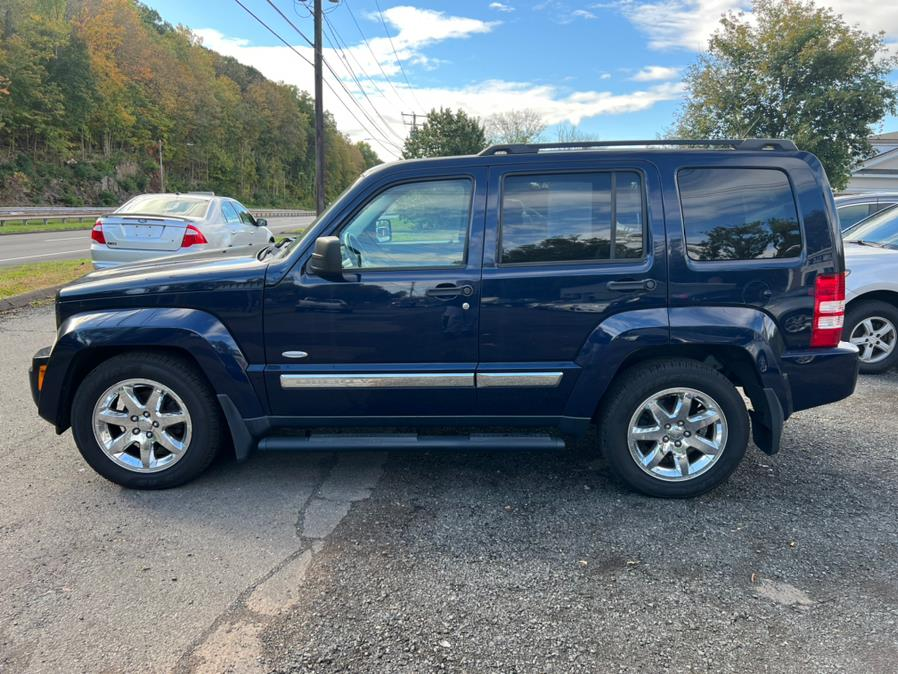 Used Jeep Liberty 4WD 4dr Sport 2012 | Main Auto of Berlin. Berlin, Connecticut