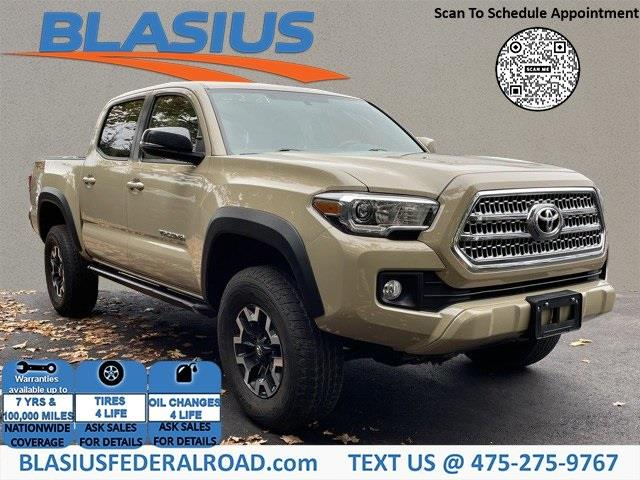 Used Toyota Tacoma TRD Offroad 2017   Blasius Federal Road. Brookfield, Connecticut