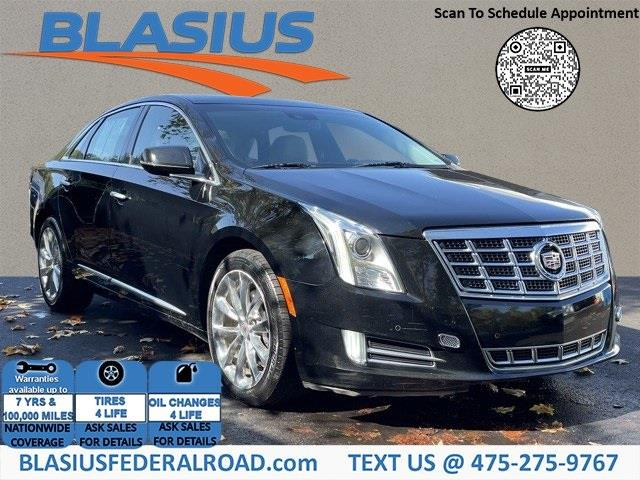 Used Cadillac Xts Premium 2013   Blasius Federal Road. Brookfield, Connecticut