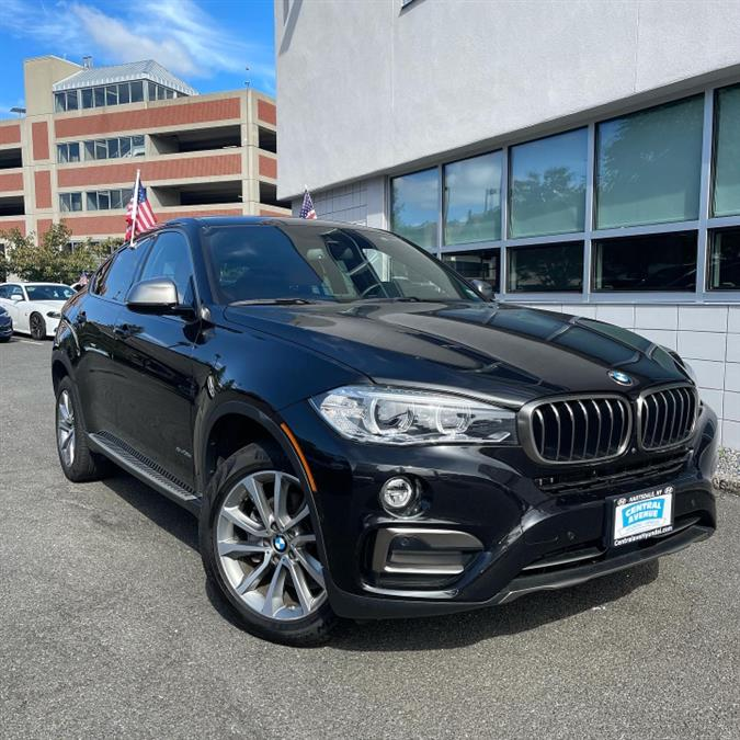 Used BMW X6 xDrive35i Sports Activity Coupe 2019   Apex Westchester Used Vehicles. White Plains, New York