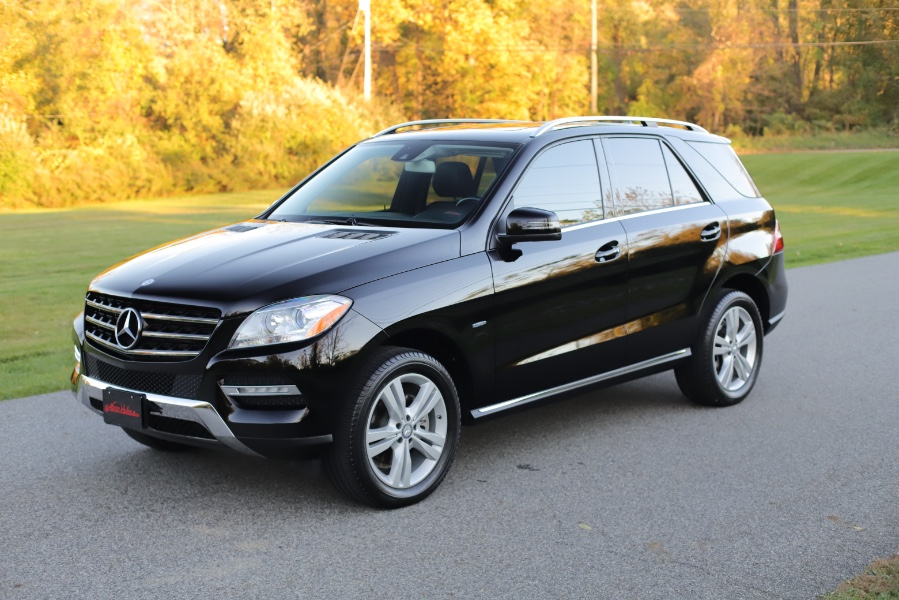 Used 2012 Mercedes-Benz M-Class in North Salem, New York | Meccanic Shop North Inc. North Salem, New York